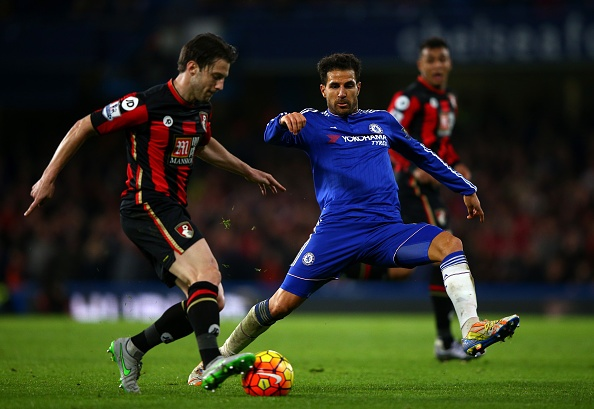 Tong hop tran dau: Chelsea 0-1 AFC Bournemouth hinh anh
