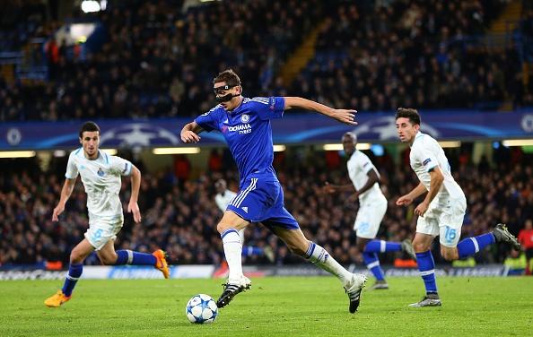 Tong hop tran dau: Chelsea 2-0 Porto hinh anh