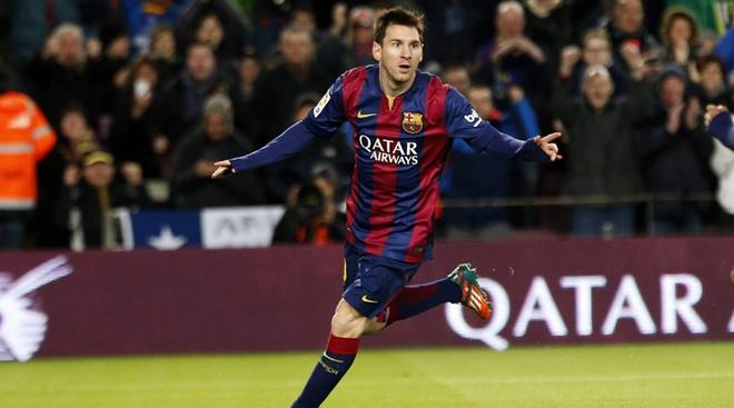Pha sut phat tuyet dep cua Messi hinh anh