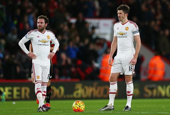 Tong hop tran dau: Bournemouth 2-1 Manchester United hinh anh