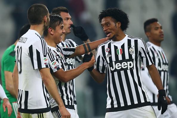 Tong hop tran dau: Juventus 3-1 Fiorentina hinh anh