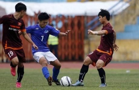 The thao 24/7: U23 Viet Nam san sang tiep don Cerezo Osaka hinh anh
