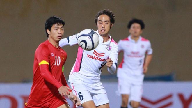 Tong hop tran dau: U23 Viet Nam 2-2 Cerezo Osaka hinh anh