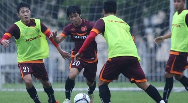 Video truc tiep tran dau: U23 Viet Nam - Cerezo Osaka hinh anh