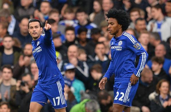 Tong hop tran dau: Chelsea 3-1 Sunderland hinh anh