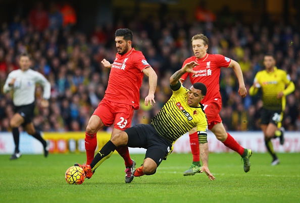 Tong hop tran dau: Watford 3-0 Liverpool hinh anh