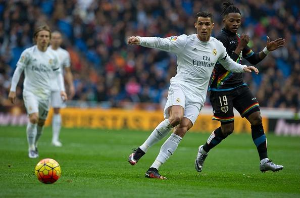 Tong hop tran dau: Real Madrid 10-2 Rayo Vallecano hinh anh