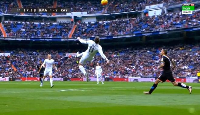 Pha tung moc tham hoa cua Gareth Bale hinh anh