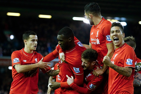 Tong hop tran dau: Liverpool 1-0 Leicester City hinh anh