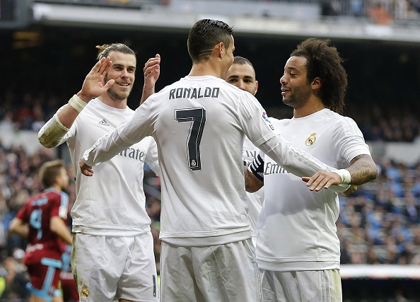 Tong hop tran dau: Real Madrid 3-1 Sociedad hinh anh