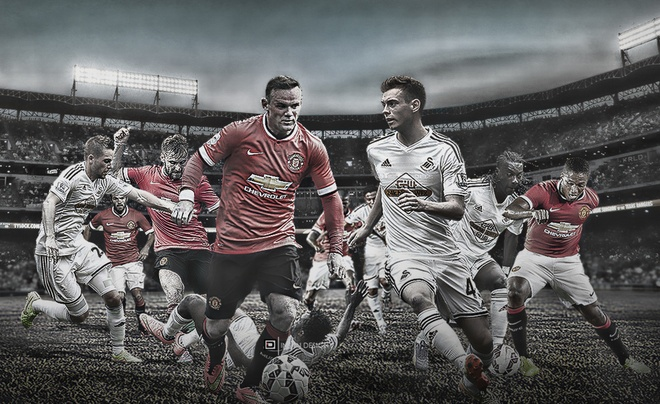 Manchester United - Swansea City: Khat khao chien thang hinh anh