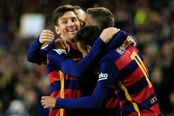Tong hop tran dau: Barcelona 4-1 Espanyol hinh anh