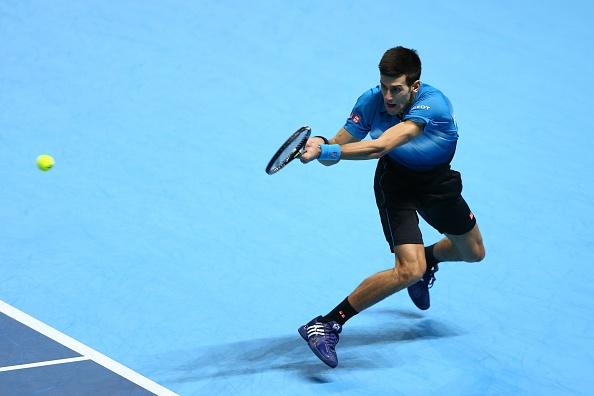 Novak Djokovic 2-0 Leonardo Mayer hinh anh
