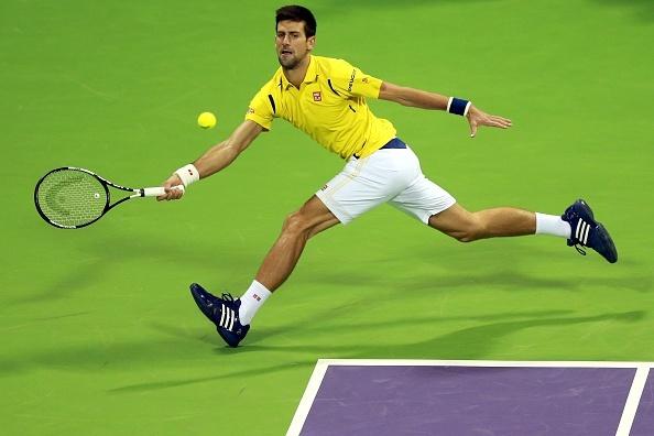 Novak Djokovic 2-0 Tomas Berdych hinh anh
