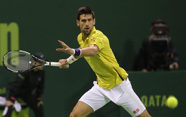 Novak Djokovic 2-0 Rafael Nadal hinh anh
