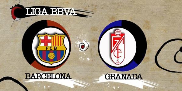Barcelona - Granada: Tiep da hung phan hinh anh