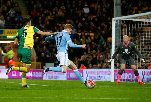 Tong hop tran dau: Norwich 0-3 Man City hinh anh