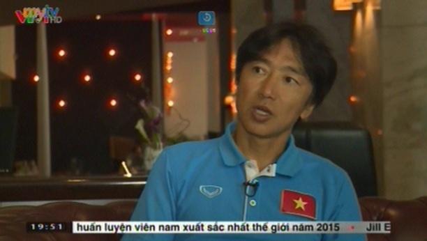 HLV Miura: 'U23 VN co the gay bat ngo neu thang tran dau' hinh anh