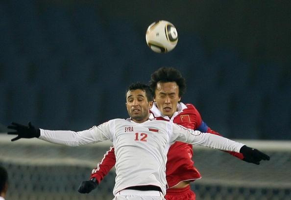 U23 Trung Quoc lai thua 1-3 o giai U23 chau A hinh anh