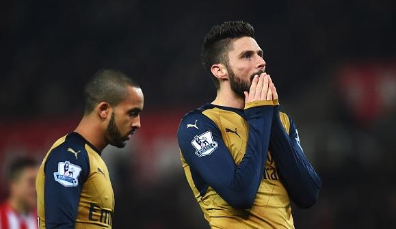 Tong hop tran dau: Stoke City 0-0 Arsenal hinh anh