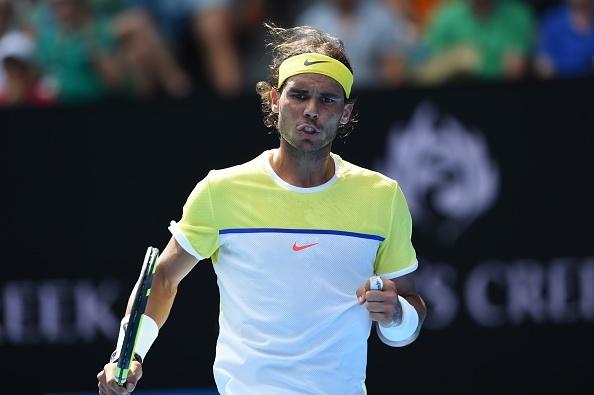 Australia Open 2016: Rafael Nadal 2-3 Fernando Verdasco hinh anh
