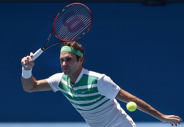 Australia Open 2016: Roger Federer 3-0 Alexandr Dolgopolov hinh anh