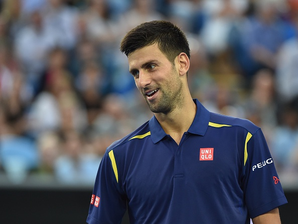 Australian Open 2016: Novak Djokovic 3-0 Andreas Seppi hinh anh
