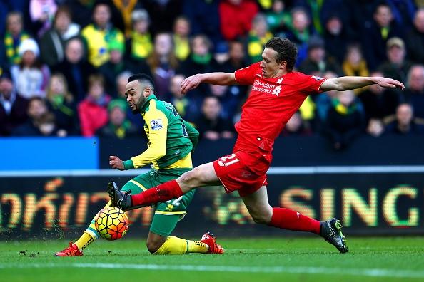 Tong hop tran dau: Norwich City 4-5 Liverpool hinh anh