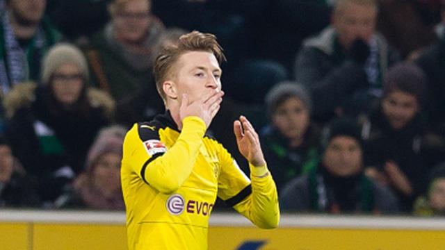 Marco Reus ghi ban giup Dortmund danh bai M'gladbach hinh anh