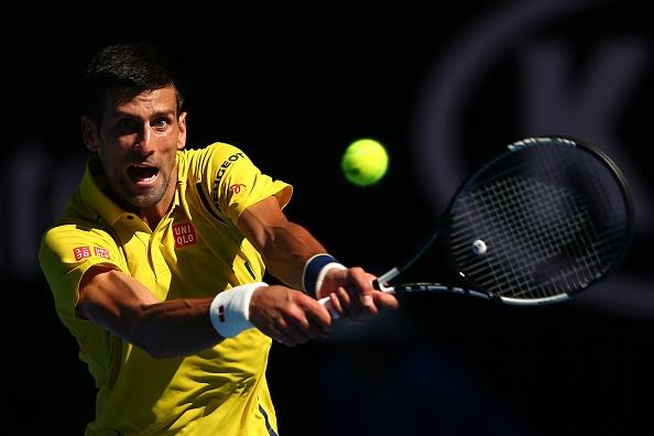 Australia Open 2016: Novak Djokovic 3-2 Gilles Simon hinh anh