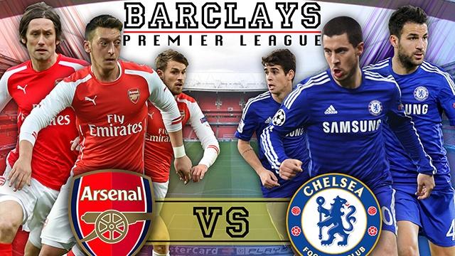 Arsenal vs Chelsea: Chu nha gap kho hinh anh