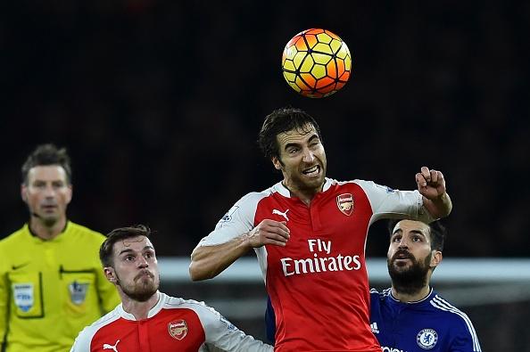 Tong hop tran dau: Arsenal 0-1 Chelsea hinh anh