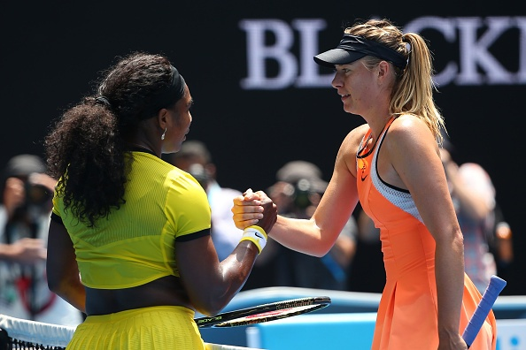 Australian Open 2016: Serena Williams 2-0 Maria Sharapova hinh anh