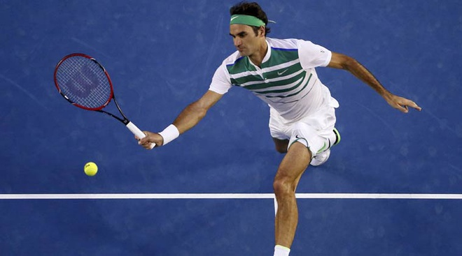 Australian Open 2016: Federer 1-3 Djokovic hinh anh