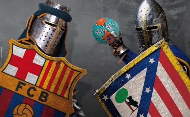 Barcelona vs Atletico Madrid: Cuoc chien vi ngoi dau hinh anh
