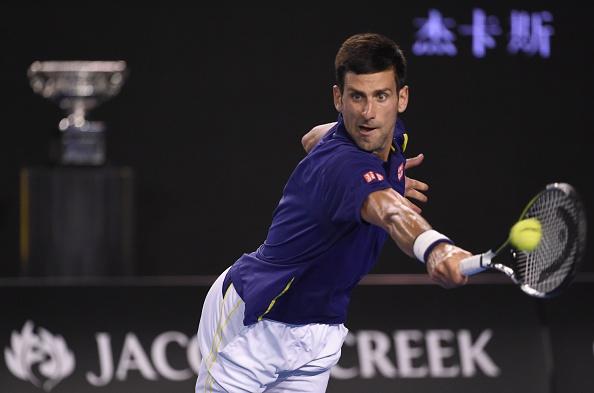 Chung ket Australia Open: Novak Djokovic 3-0 Andy Murray hinh anh