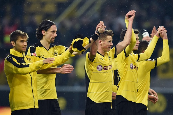 Video ban thang giup Dortmund vuot qua Hannover hinh anh