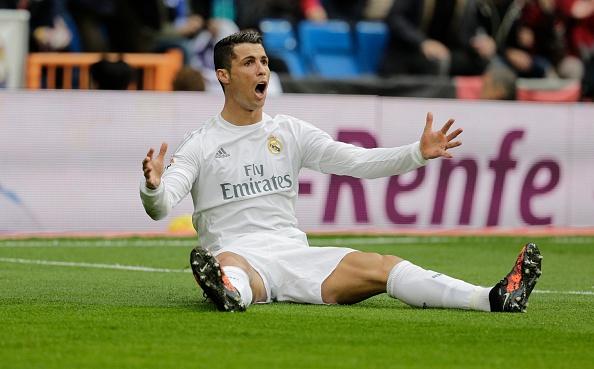 Man trinh dien an tuong cua Ronaldo truoc Athletic Bilbao hinh anh