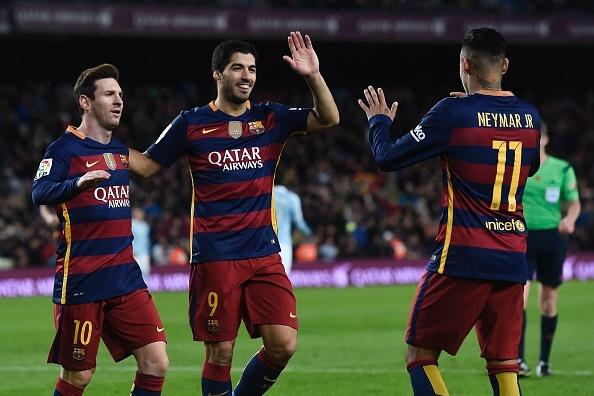 Tong hop tran dau: Barcelona 6-1 Celta Vigo hinh anh
