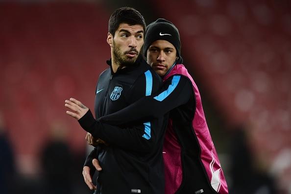 Buoi tap day tieng cuoi cua Barcelona truoc tran gap Arsenal hinh anh