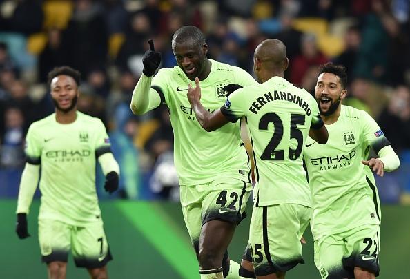 Tong hop tran dau: Dynamo Kyiv 1-3 Manchester City hinh anh