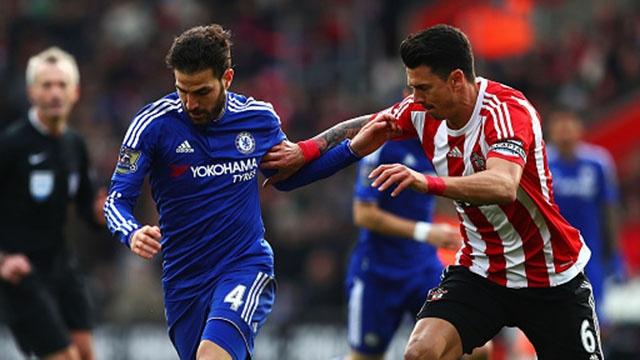 Tong hop tran dau: Southampton 1-2 Chelsea hinh anh