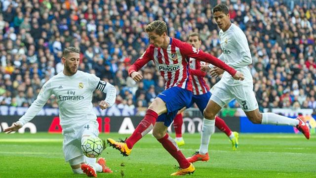 Tong hop tran dau: Real 0-1 Atletico Madrid hinh anh