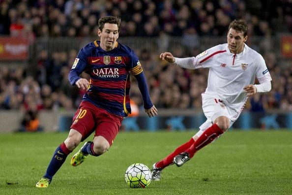 Tong hop tran dau: Barcelona 2-1 Sevilla hinh anh