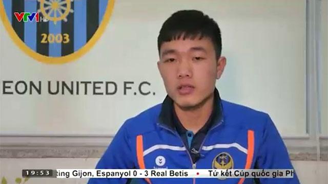 Cam nhan cua Xuan Truong khi o Incheon United hinh anh