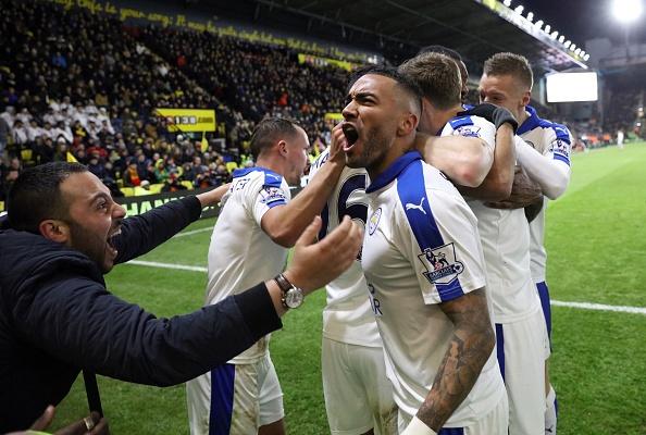 Leicester City bo xa Arsenal sau chien thang Watford hinh anh