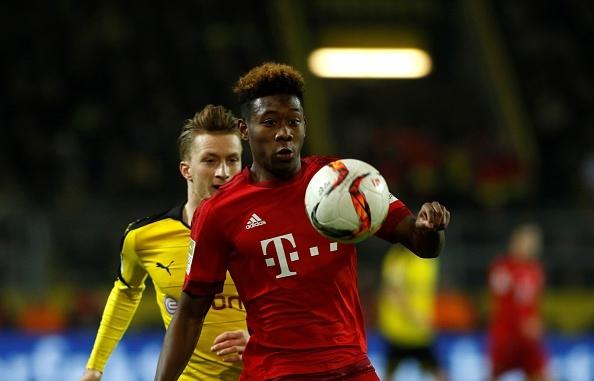 Tong hop tran dau: Dortmund 0-0 Bayern Munich hinh anh