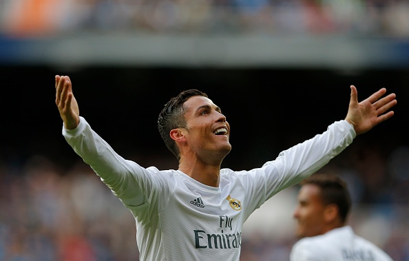 Man trinh dien xuat sac cua Ronaldo truoc Celta Vigo hinh anh