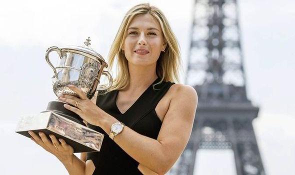 Sharapova dan dau 10 tay vot nhieu fan nhat tren Facebook hinh anh