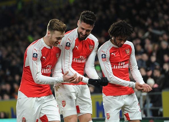 Tong hop ban thang: Hull City 0-4 Arsenal hinh anh